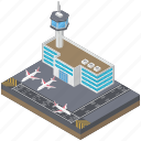 airport terminal, city hall, airport, station, airport entrance icon
