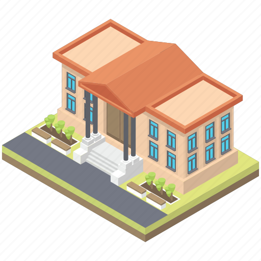 Building, court architecture, court house, government building, legal building icon - Download on Iconfinder