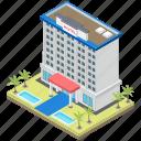 hotel, hotel infrastructure, luxury hotel architecture, motel, restaurant