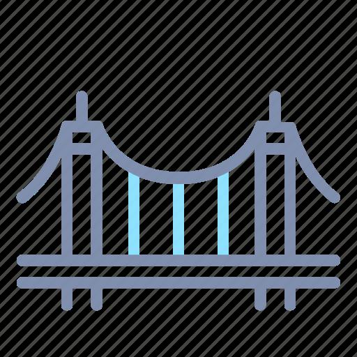 Architecture, bridge, building, construction icon - Download on Iconfinder