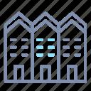 architecture, building, complex, construction, home, house, property