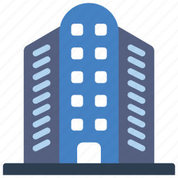 architecture, blocks, building, buildings, high, office, rise icon