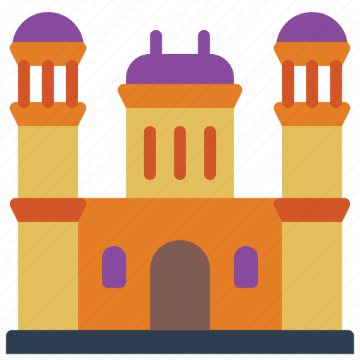Architecture, building, buildings, castle icon - Download on Iconfinder