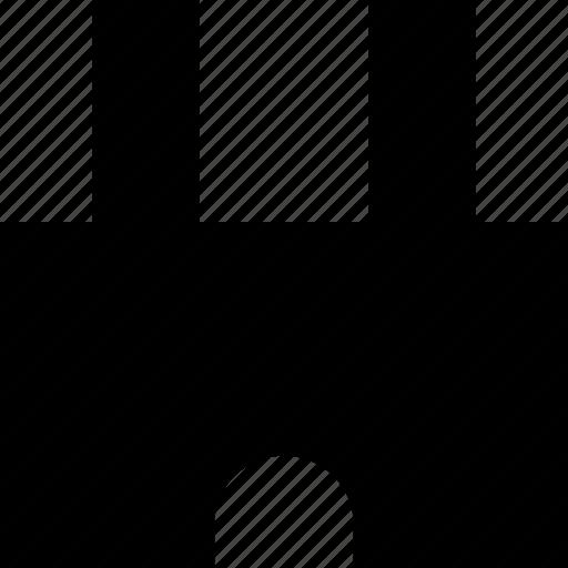 build, building, factory icon
