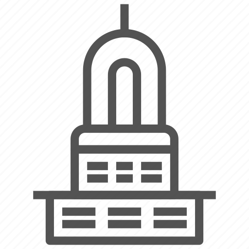 big, building, construction, skyscraper icon