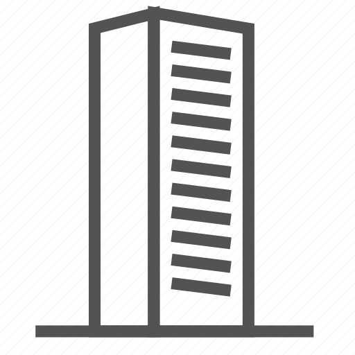 apartment, building, construction, storey icon