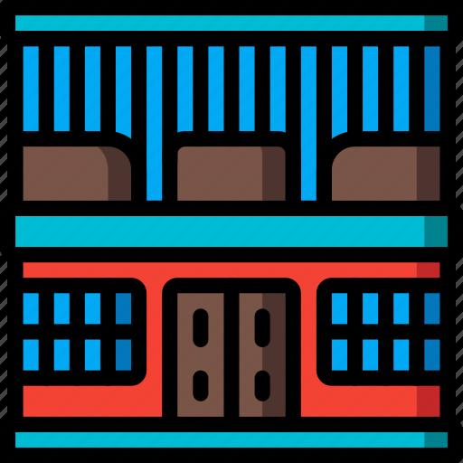 architecture, bar, building, buildings, pub icon