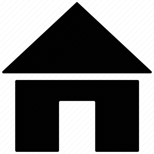 home, house, shack, webpage home icon