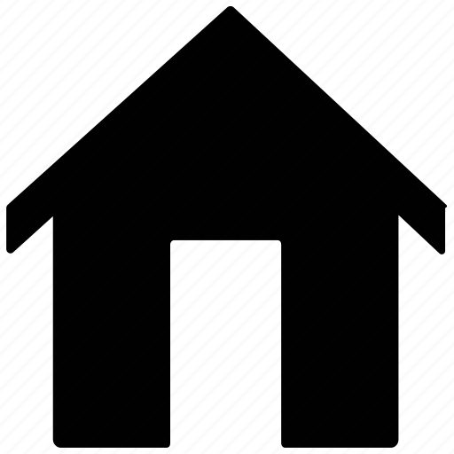 home, house, villa, webpage house icon