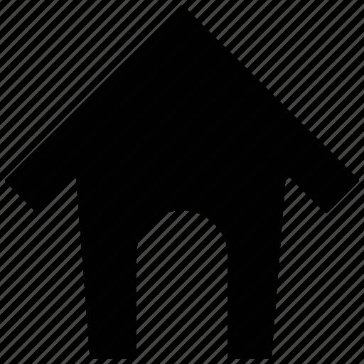dog house, house, pets home, pets house icon