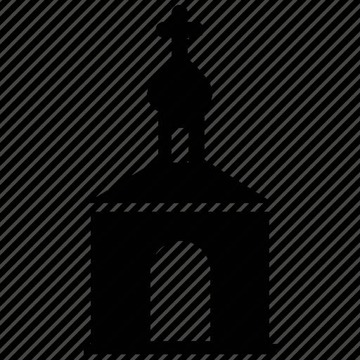 christian, church, religious, temple icon