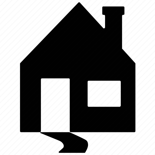 home, rural house, traditional house, village home icon