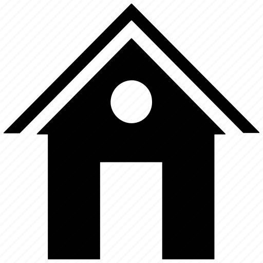animal home, dog house, home, house icon