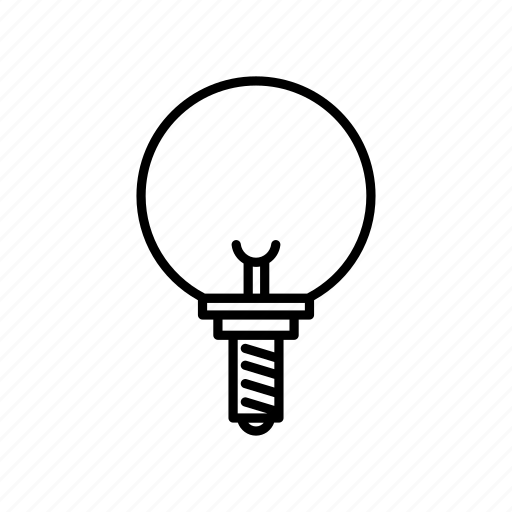 Bulb icon - Download on Iconfinder on Iconfinder