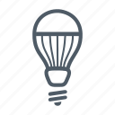 bulb, diode, innovation, lamp, led lamp, light, technology icon
