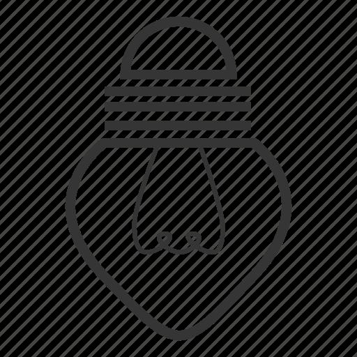 heart, shape icon