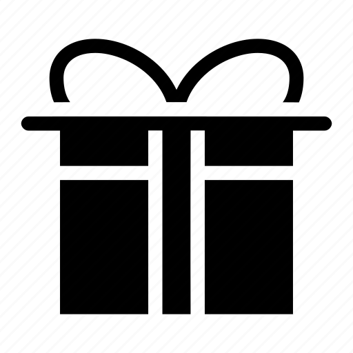 birthday, gift, holiday, season, wrap icon