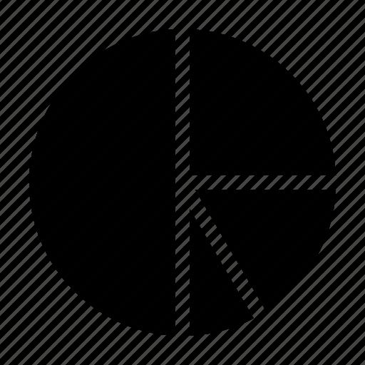 chart, graph, part, pie, portion icon