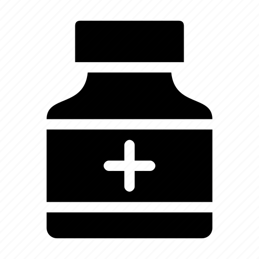 Bottle, capsule, drug, medicine, pill icon - Download on Iconfinder