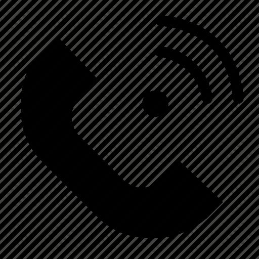 call, customer, dial, service, tone icon
