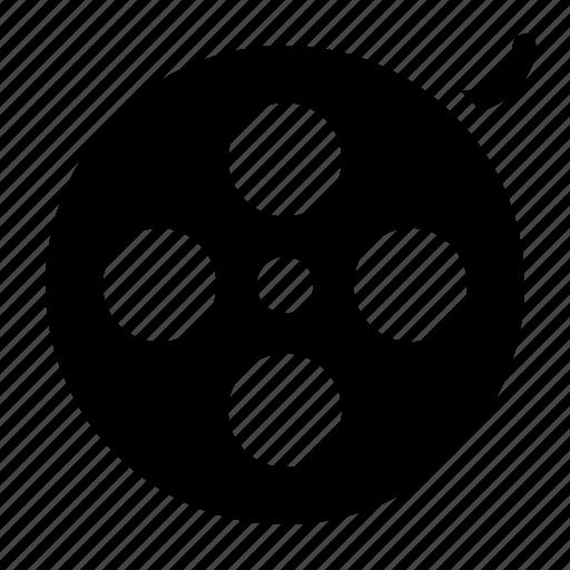 Blockbuster, film, flick, movie, roll icon - Download on Iconfinder