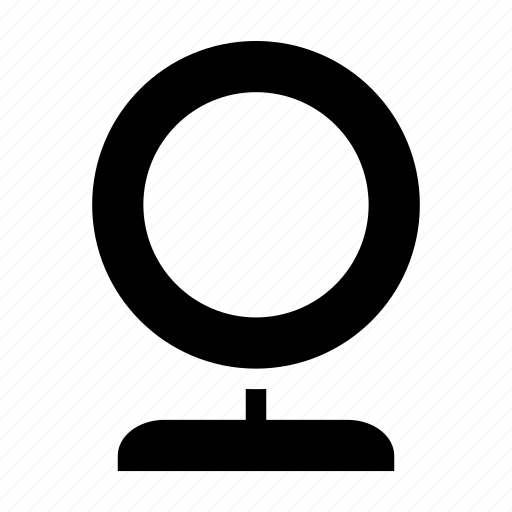 cam, camera, chatting, teleconference, web icon