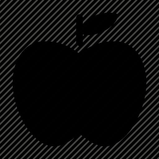 apple, diet, food, fresh, fruit icon
