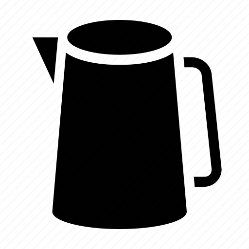 bowl, drink, jug, pitcher, water icon