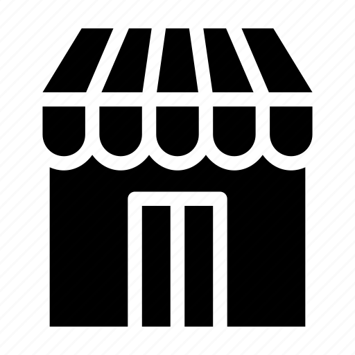 building, market, retail, sales, store icon