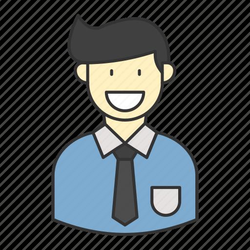 Business, employee, finance, money, work icon - Download on Iconfinder