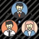 business, finance, financework, money, organization icon
