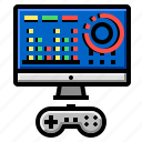 achievement, game, gamification, gaming, play icon