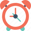 alarm clock, timekeeper, watch, timepiece, clock icon