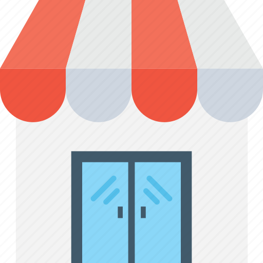 kiosk, market, shop, shopping, store icon