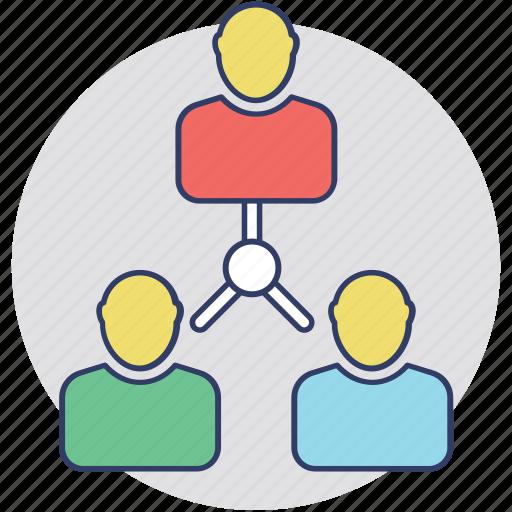 collaboration, cooperation, coordination, fellowship, teamwork icon