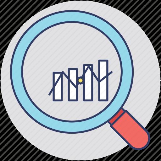 digital marketing, internet monitoring, search trend, seo performance, web ranking icon
