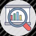 data analysis, data analytics, data driven science, data engineering, data science icon