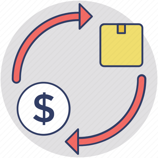 business, buying and selling, commerce, import export, trade icon