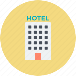 five star hotel, hotel, hotel building, lodge, luxury hotel icon
