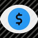 goal, money, target, vision