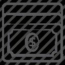 banknotes, cash, finance, money, money stack, wealth