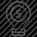 business idea, business innovation, creative idea, financial idea, investment idea