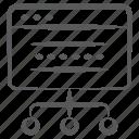 flowchart, hierarchical structure, web diagram, web hierarchy, web sitemap, workflow