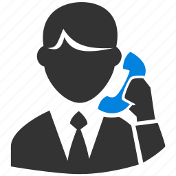 business talk, call, consult, operator, reception, support, trader icon