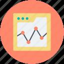 diagram, online analytics, online graph, online infographics, webpage