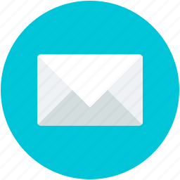email, envelope, letter envelope, mail, message icon