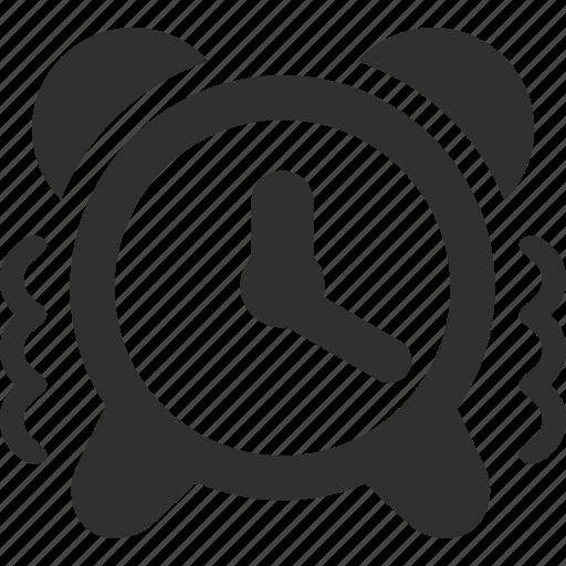 alert, clock icon