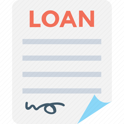agreement, application, loan, loan application, mortgage icon