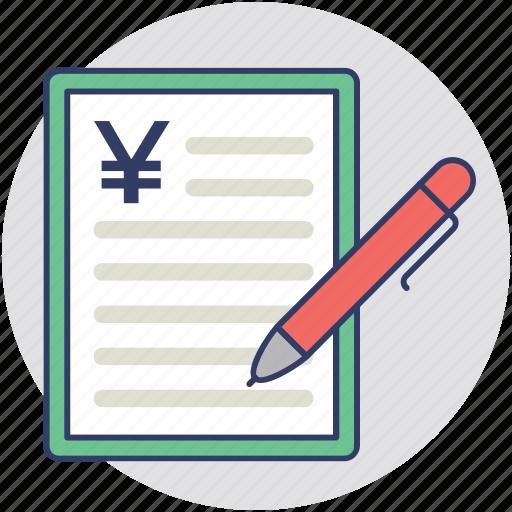 budget plan, budgeting, estimating, financial planning, marketing plan icon