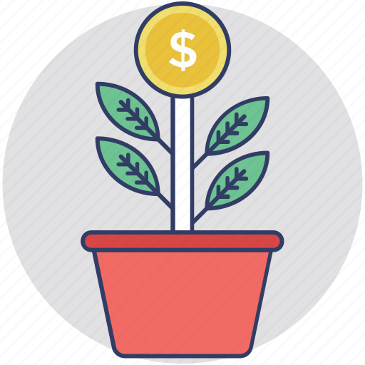 income, make money, payment, profit, salary icon